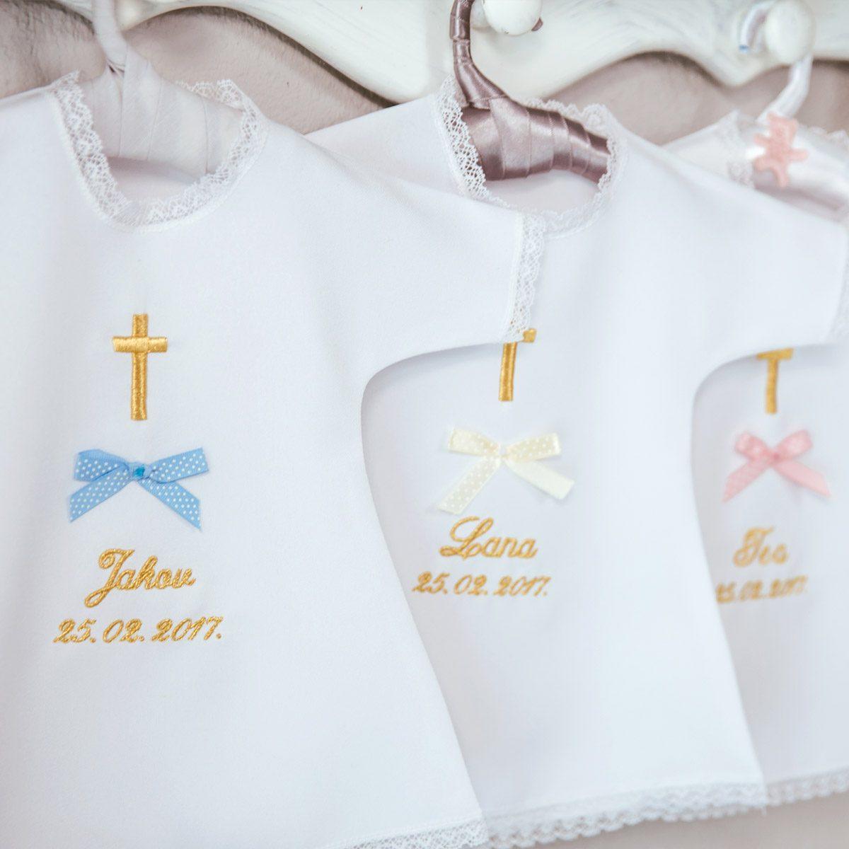 haljinice krštenje