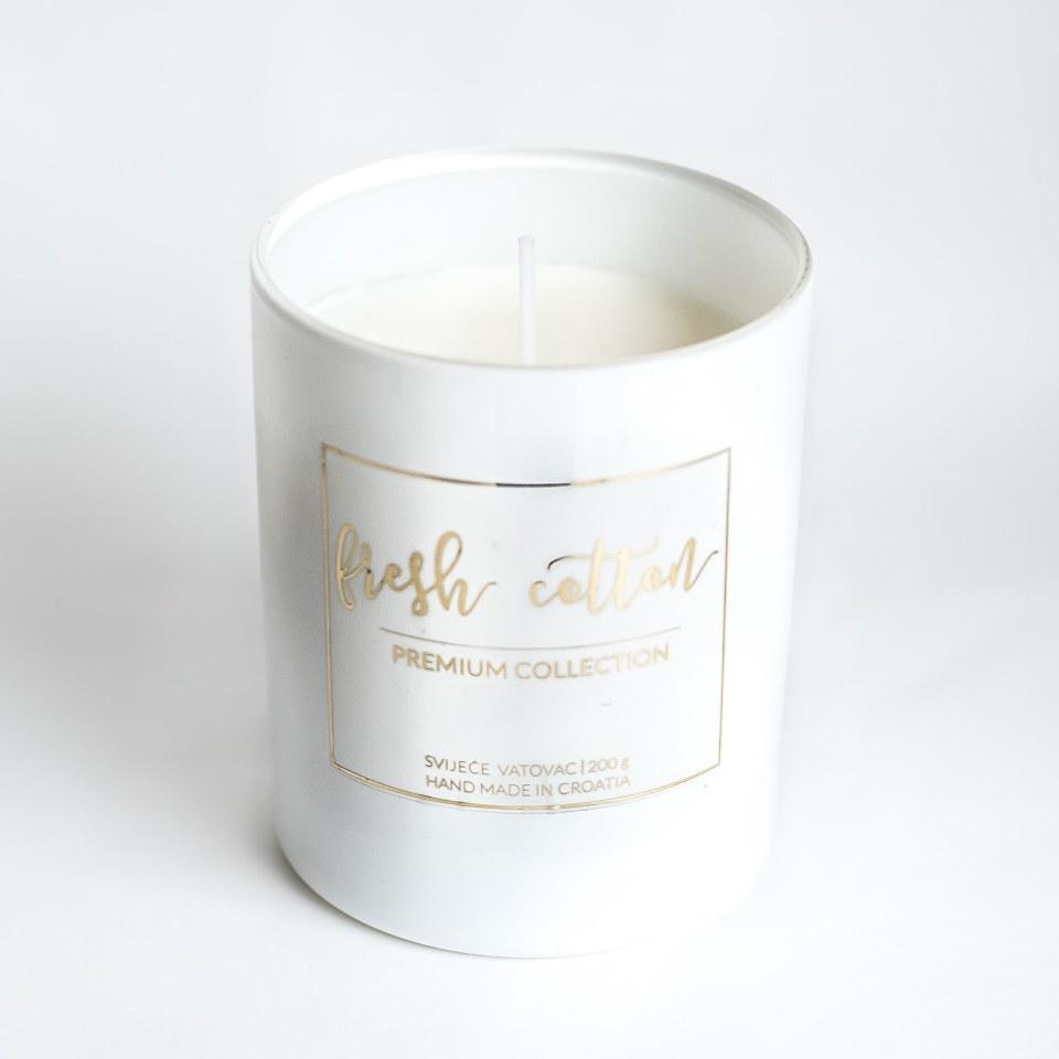 premium poklon paket svijeća
